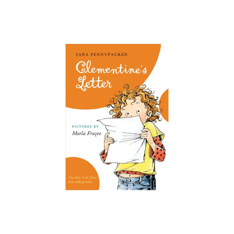 Clementine's Letter [ISBN: 978-0786838851] 美国发货无法退货,约五到八周到货