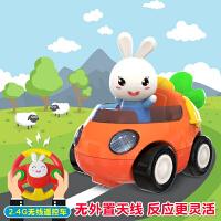 火火兔J3遥控车遥控汽车2-6周岁小车电动赛车儿童益智玩具