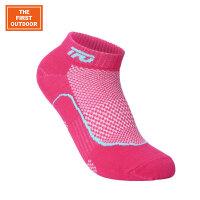 【一降到底 直降不套路】美国第一户外女款3双装低帮旅行袜