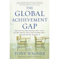 【预订】The Global Achievement Gap Why Even Our Best Schools Do