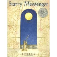 【中商原版】凯迪克:布满星星的信使 英文原版 绘本 英文版 Starry Messenger
