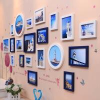 照片墙相框墙相框挂墙组合欧式创意客厅背景相片墙贴