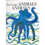 Eric Carle's Animals Animals 艾瑞・卡尔的动物 ISBN 9780399217449