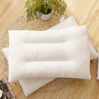 【家装节 夏季狂欢】泰国天然乳胶枕碎失眠保健枕头儿童学生护颈枕助睡眠枕芯