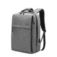 ?双肩电脑包13.3/14/15.6寸男小米苹果电脑背包商务笔记本包女?