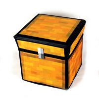 我的世界玩具周边 陷阱箱多功能收纳凳 收纳箱模型