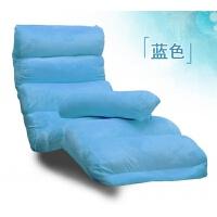 20190402225558914懒人沙发单人飘窗椅日式可拆洗小折叠沙发床上椅阳台休闲坐躺椅子