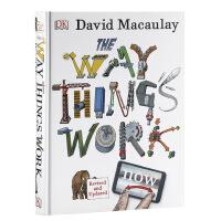 万物运转的秘密 给青少年的物理世界入门书(第三版)英文原版 DK-The Way Things Work Now(3rd edition) 百科全书