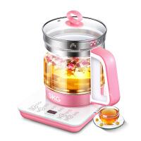 SKG 8056养生壶多功能加厚玻璃全自动中药壶电煎药壶煮茶壶保健壶1.5升