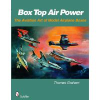 【预订】Box Top Air Power: The Aviation Art of Model Airplane B
