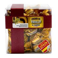 【 西班牙进口糖果】可飒 香草味奶糖 大立方体 325g