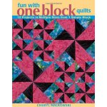Fun with One Block Quilts [ISBN: 978-1571203915]