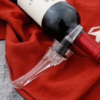 家用鹰嘴魔术快速醒酒器 红酒醒酒器 葡萄酒酒具套装 插瓶倒酒器