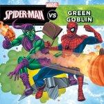 Marvel Picture Books The Amazing Spider-Man vs. Green Gobli