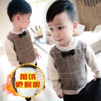 男童1毛衣2小男孩3针织衫4宝宝纯棉套头5线衣小孩秋款季上衣6岁