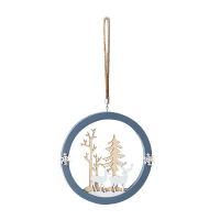 北欧风房间墙面小装饰品餐厅家居墙上创意卧室温馨麋鹿挂件挂饰品