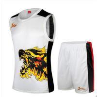 篮球火 霹雳烽火狼篮球衣 定制队服 个性印号印字 篮球服套装