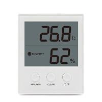 高精度大屏幕电子温度计湿度计数显室内温湿度计花房大棚婴儿房