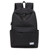 圣喜路双肩包休闲旅行背包电脑包韩版大学生高中学生书包时尚潮流