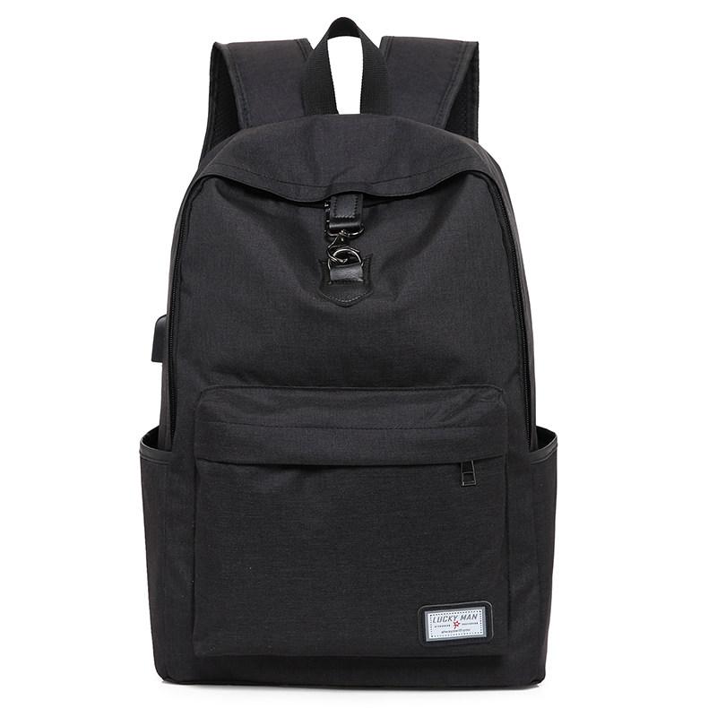 圣喜路双肩包休闲旅行背包电脑包韩版大学生高中学生书包时尚潮流 发货周期:一般在付款后2-90天左右发货,具体发货时间请以与客服协商的时间为准