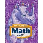 【预订】Harcourt Math, Grade 4
