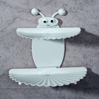 【家装节 夏季狂欢】创意家居用品小百货店居家用浴室卫生间用具收纳置物架神器小东西