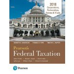 【预订】Pearson's Federal Taxation 2018 Corporations, Partn