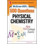 【预订】McGraw-Hill's 500 Physical Chemistry Questions: Ace You