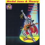 【预订】Modal Jams and Theory