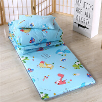 幼儿园被子三件套午睡含芯棉被褥儿童被子六件套床上用品定制