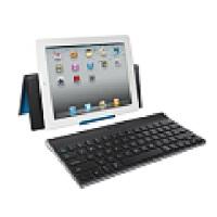 Logitech/罗技平板电脑键盘 iPad2/iPhone4s/iPodTouch*无线蓝牙键盘 全国联保 全新盒装