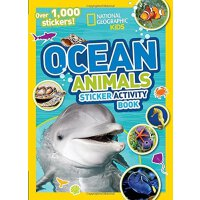 NGK OCEAN ANIMALS STICKERS