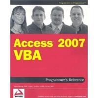 【预订】Access 2007 VBA Programmer's Reference