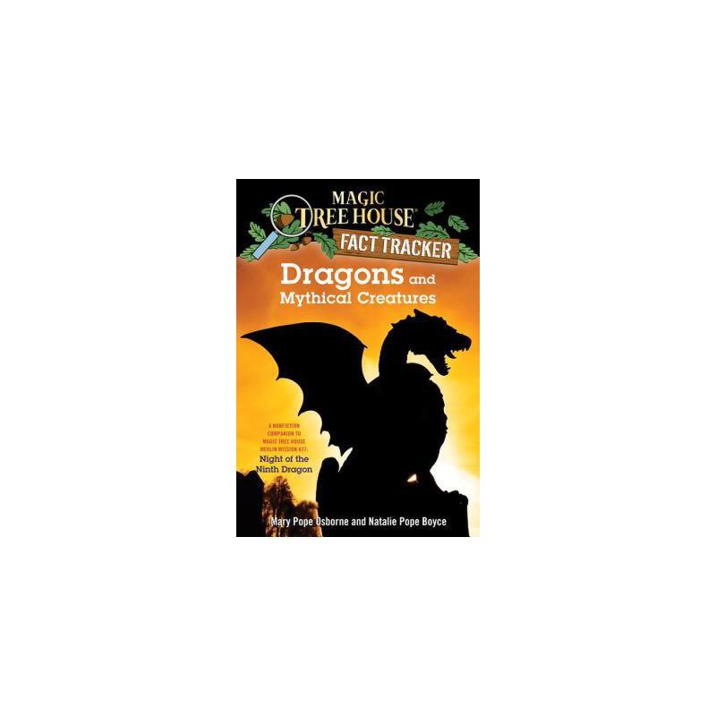 【预订】Dragons and Mythical Creatures  A Nonfiction Companion to Magic Tree House Merlin Mission #27: Night of the Ninth Dragon 预订商品,需要1-3个月发货,非质量问题不接受退换货。
