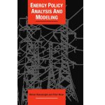 Energy Policy Analysis and Modelling (Cambridge Energy and