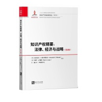 知识产权精要:法律、经济与战略(第2版)