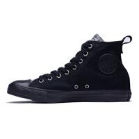 CONVERSE/匡威 高帮黑色迷彩帆布鞋All Star男时尚板鞋新款 159753C