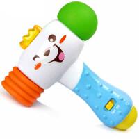 澳贝探索电子锤463463奥贝小锤子宝宝敲击婴儿童音乐敲打玩具