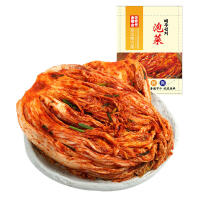 【包邮】金刚山 辣白菜泡菜 韩式泡菜 延边特色泡菜500g*1袋