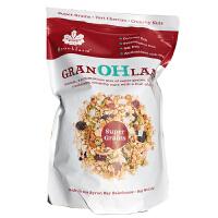 澳洲直邮 brookfarm营养坚果谷物水果混合土豪麦片 营养早餐麦片 1.3kg 2袋价