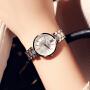简约大方女士链条手表时尚潮流防水表配饰腕表