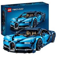 乐高机械科技LEGO布加迪威龙42083男孩拼装积木跑车模型玩具礼品