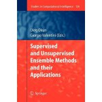 Supervised and Unsupervised Ensemble Methods and their Appl