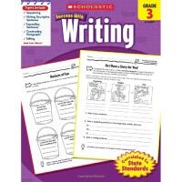 【中商原版】学乐助你成功:写作3级 英文原版 Scholastic success writing