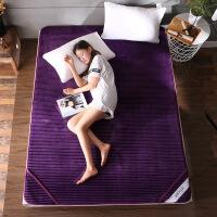 榻榻米床垫子1.5m床褥子1.8m学生宿舍单人1.2海绵垫被双人