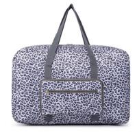 手提旅行袋折叠收纳袋 拉杆包短途行李袋大容量防水包