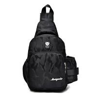 新款胸包 女包斜挎包小包休闲运动腰包 男女士单肩包韩版水壶小包