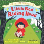 英文原版 儿童纸板书 Les Petits Fairytales: Little Red Riding Hood Bo