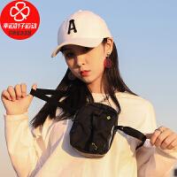 幸运叶子 匡威男包女包运动包新款跑步斜挎包拎包单肩背包10020230-A01
