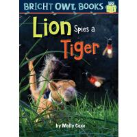【预订】Lion Spies a Tiger 9781635921076